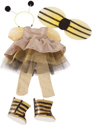 """Götz Boutique, combi """"""""Busy bee"""""""", staanpoppen 45-50 cm (Inhoud: 6-delig)"""