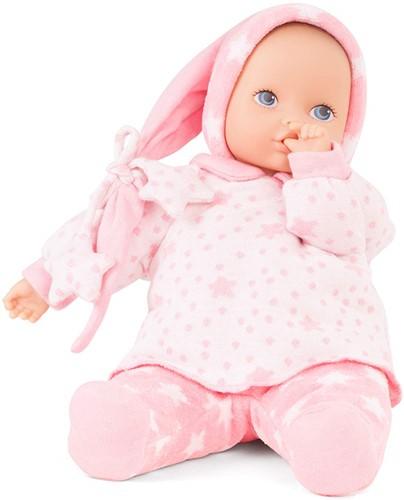 """Götz Baby Pure, """"""""Sternenhimmerl"""""""", zonder haar, geschilderde ogen, 33 cm"""