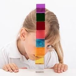 TickiT Perception Cubes