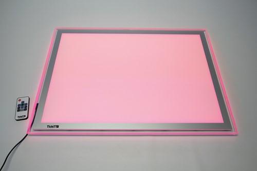 TickiT Colour Change Led Panel A2