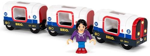 BRIO Metro trein - 33867