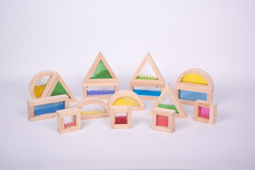 TickiT Sensory Blocks
