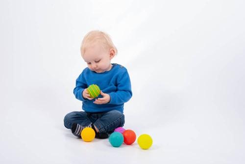 TickiT Sensory Texture Balls