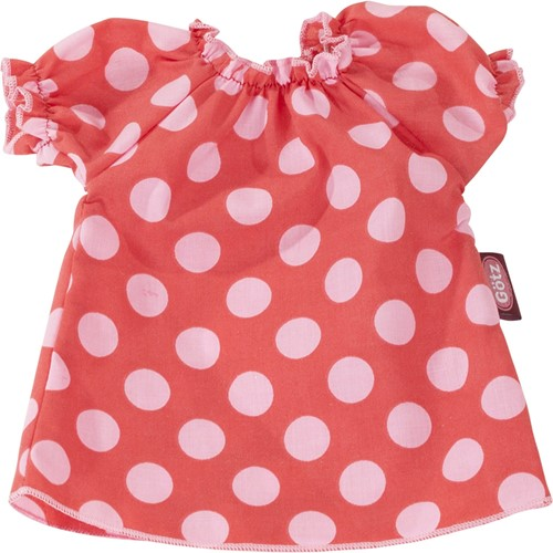 "Götz Basic Boutique, jurk """"Dotty"""", babypoppen 30-33 cm"