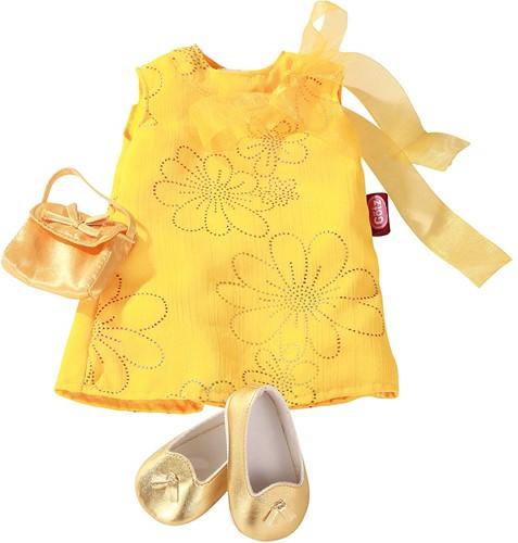 Götz accessoire Kleid Golden Girl, 50cm*