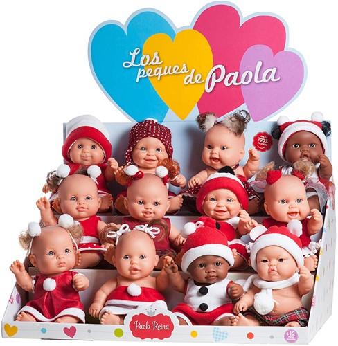 Paola Reina Los Peques Noel Bolsa