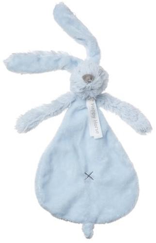 Happy Horse knuffeldoekje Blauw Konijn Richie - 25 cm