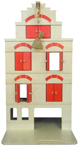Van Dijk Pakhuis rood inclusief erwten zakje