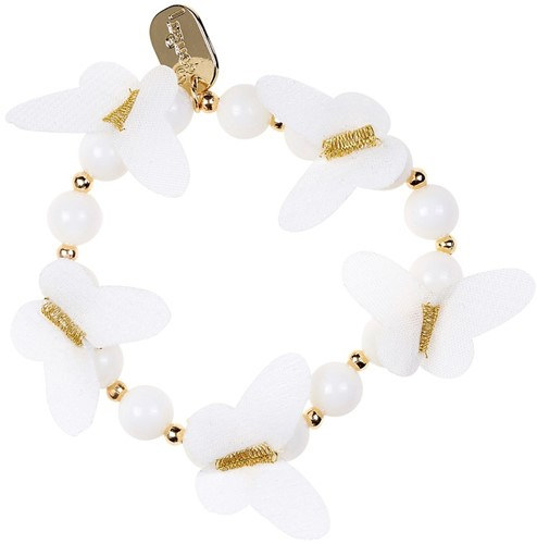 Souza Armband Julieta, crème vlinders