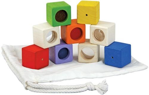 Plan Toys 9 activiteiten blokken