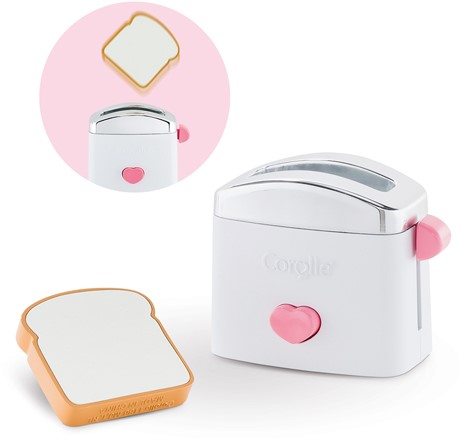 Mon Grand Poupon BB 14''/17'' TOASTER & TOAST