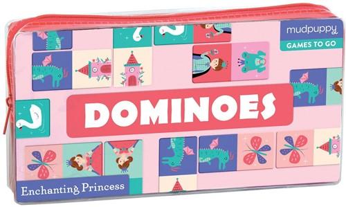Mudpuppy domino Betoverende prinses