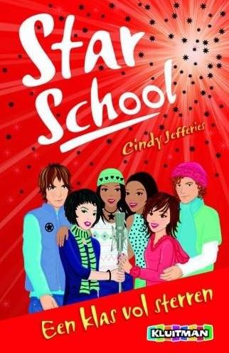 Kinderboeken  leesboek Star school een klas vol sterren
