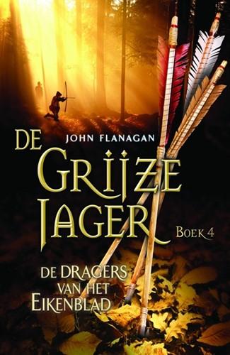 Grijze Jager 04: De dragers van het Eike