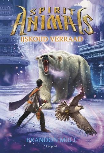 Spirit Animals 4: IJskoud verraad. 10+
