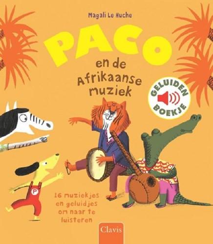 Paco en de Afrikaanse muziek (geluidenbo