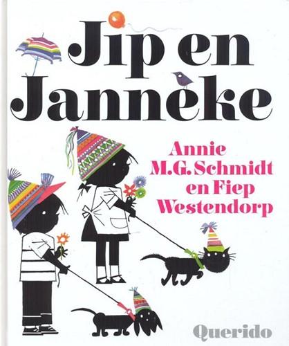 Jip en Janneke verhalenboek. 3+
