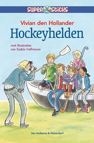 Unieboek  - Supersticks: Hockeyhelden. 7+