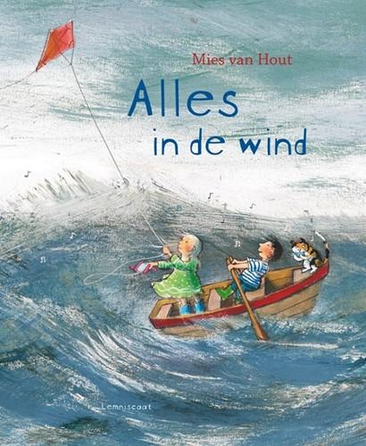 Alles in de wind (liedjes + cd). 3+