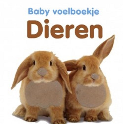 Veltman  - Baby voelboekje: Dieren. 0+