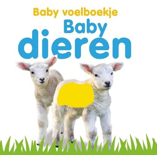 Veltman  - Baby voelboekje: Babydieren. 0+