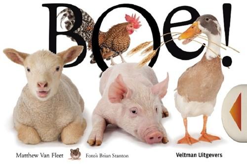 Veltman Doeboek - Kijk en voelboek: Boe. 1+