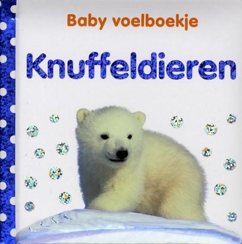 Baby voelboekje: Knuffeldieren. 0+