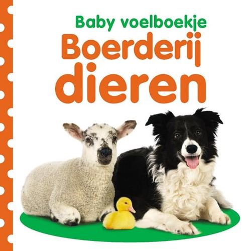Baby voelboekje: Boerderijdieren. 0+