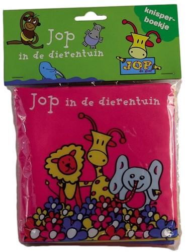 Veltman Dierentuin - Jop in de dierentuin (knisperboekje). 0+