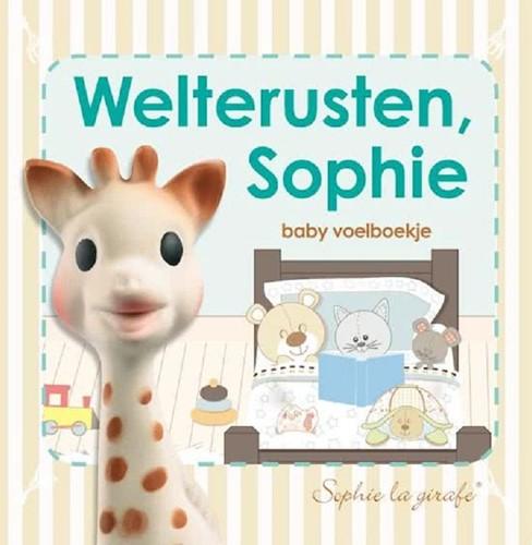 Kinderboek Baby voelboekje: Welterusten, Sophie. 0+
