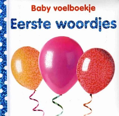 Baby voelboekje: Eerste woordjes. 0+