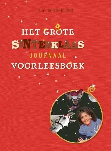 Kinderboeken voorleesboek Het grote Sinterklaas Journaal