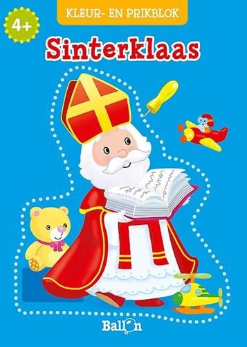 Planet Happy doeboek prikblok Sinterklaas
