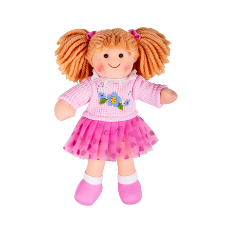 Bigjigs Jasmin Doll - Small
