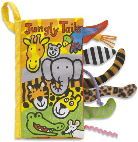 Jellycat staartenboek Jungle