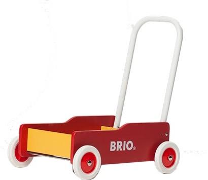 BRIO Geel/rode loopwagen - 31350