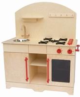 Keuken en winkel