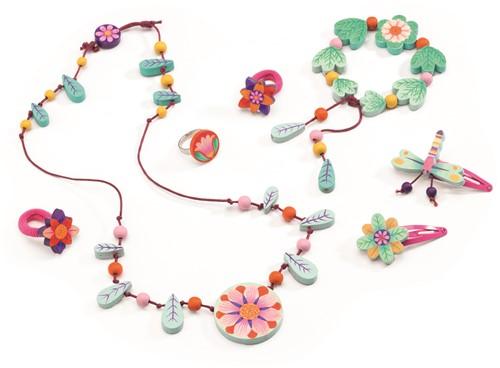 Djeco Bijoux - Paradis des fleurs