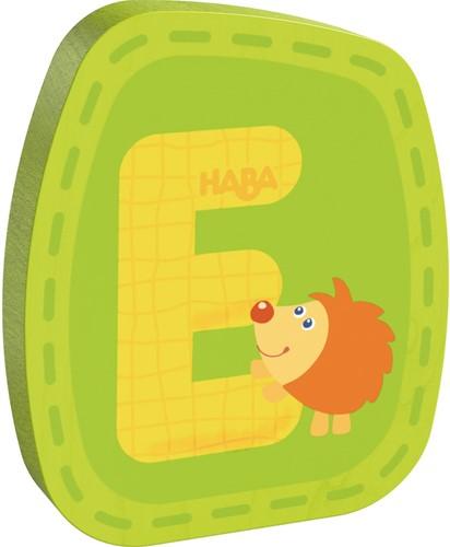 HABA Houten letter E