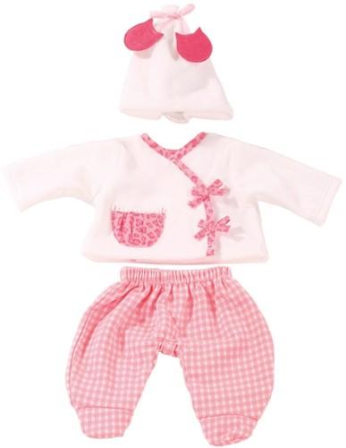 Götz accessoire BC Babykleid dots, 42cm*