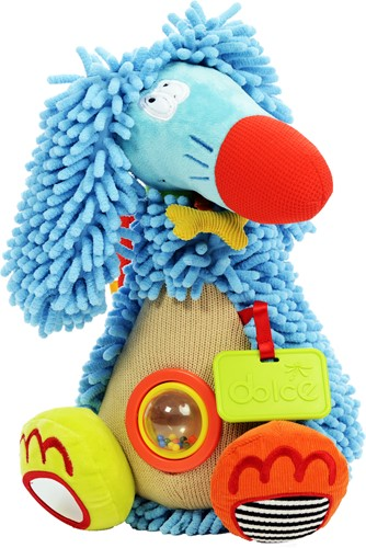 Dolce Toys Afghaanse Hond