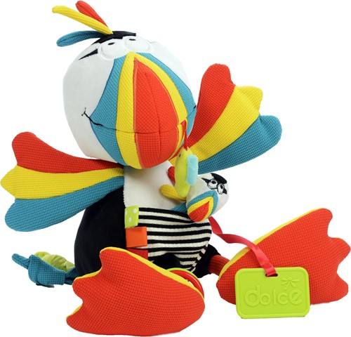Dolce Toys Papegaaiduiker