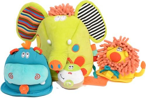 Dolce Toys Safari Avontuur