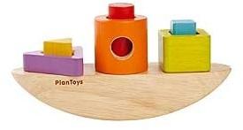 Plan Toys houten leerspel Sorting boat