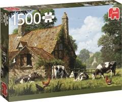 Puzzels 1500 stukjes