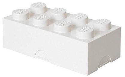 LEGO Lunchbox Classic Brick 8 - Wit