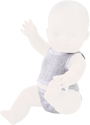 Paola Reina kledingset Gordi Pijama Blanco