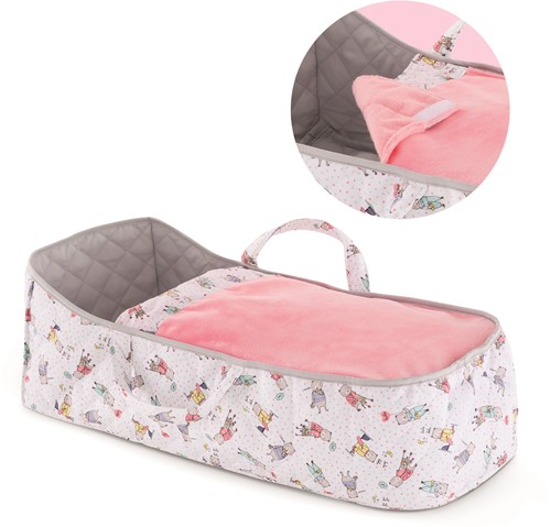 Mon Grand Poupon BB 14''/17'' CARRY BED